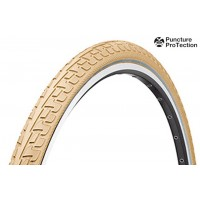 Anvelopa Continental TourRide Puncture-ProTection 37-622 28*1 3/8*1 5/8 crem/crem